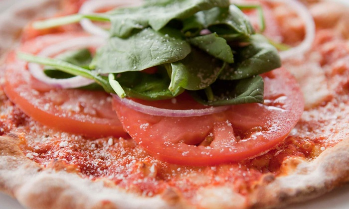 Parkway Pizza - Hiawatha: $11 for $20 Worth of Pizza and Italian Food at Parkway Pizza