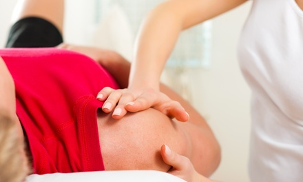 $49 for Chiropractic Package at Modern Family Chiropractic ($380 Value)