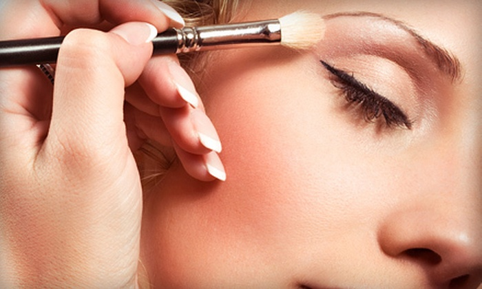 SkinScience Clinic - Beltline: One-Hour Makeup Lesson and Application for One or Two at SkinScience Clinic (Up to 74% Off)