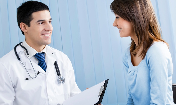 Family Health Clinic - Multiple Locations: Complete Physical Exam with Optional EKG and Blood Work at Family Health Clinic (Up to 80% Off)
