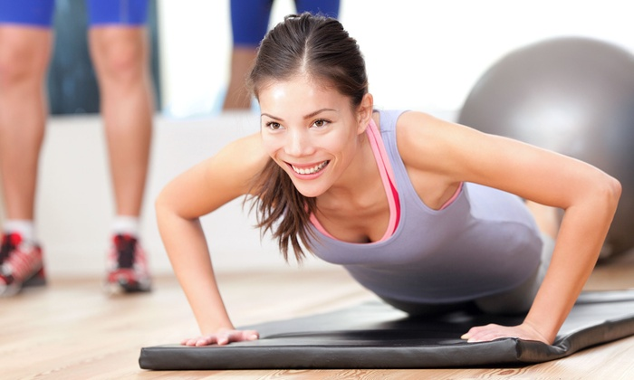Survival Fitness - Bossier City: Three or Six Personal-Training Sessions at Survival Fitness (Up to 77% Off)