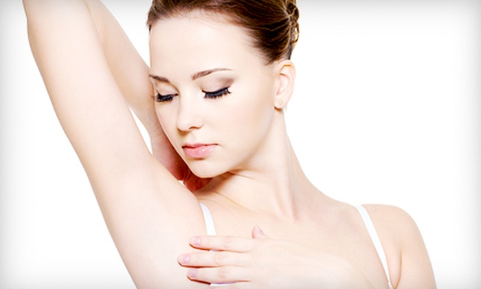 Laser Esthétique - New Barrhaven - New Development - Stonebridge: Six Laser Hair-Removal Treatments on a Small, Medium, Large, or Extra-Large Area at Laser Esthétique (Up to 74% Off)