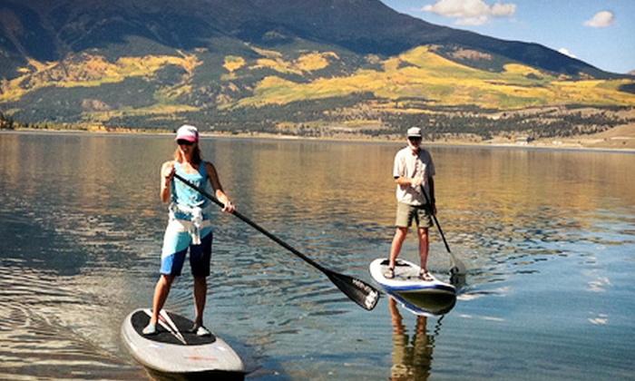 CKS - Colorado Kayak Supply - Buena Vista: Half- or Full-Day Kayak or Paddleboard Rental from CKS - Colorado Kayak Supply (Up to 58% Off)
