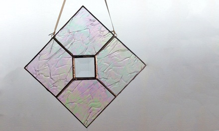 Two-Hour Stained-Glass Class for One or Two at Old Town Stained Glass  (Up to 51% Off)