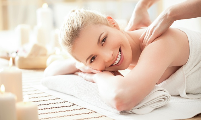 Christine's Day Spa - Littleton Common: 30-Minute Massage, Skin-Renewal Facial, and Waterless Manicure for One or Two at Christine's Day Spa (Up to 52% Off)