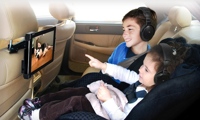 Wireless Tablet Car Entertainment System: $49 for Innovative Technology Wireless Tablet Car Entertainment System ($109.99 List Price). Free Shipping and Returns.