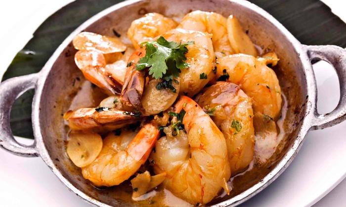Mambo Restaurante Nuevo Latino - Byward Market - Parliament Hill: Latin American Fusion at Mambo Restaurante Nuevo Latino (Up to 50% Off)