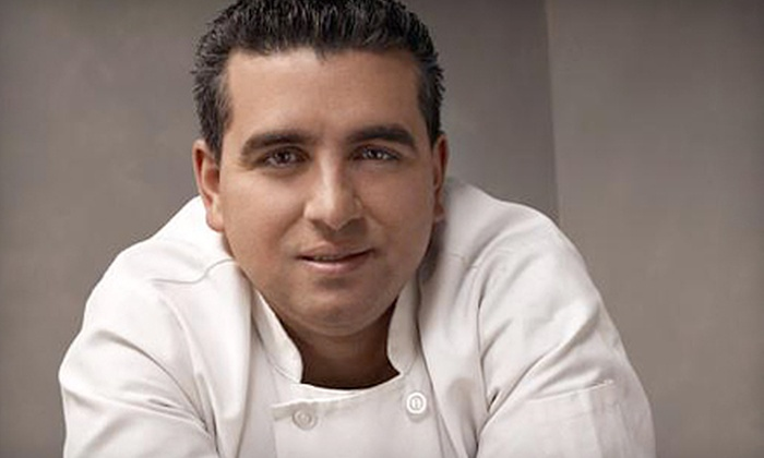 Buddy Valastro Live - Ruth Eckerd Hall: $25 to See Buddy Valastro's Live Baking Demo at Ruth Eckerd Hall on Saturday, January 12, at 7:30 p.m. ($55 Value)
