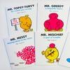 Little Miss & Mr. Men 12-Book Bundle