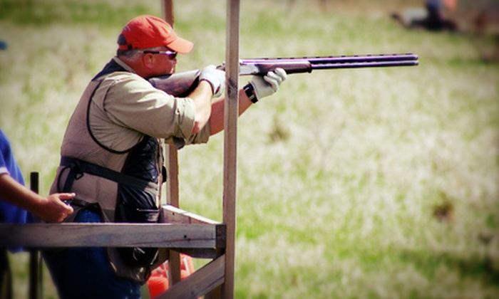 Pheasant Bonanza - Tekamah: Round of Sporting Clays with Golf Cart and Beer for Two or Four at Pheasant Bonanza in Tekamah (Up to 60% Off)