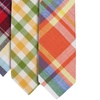 Plaid Skinny Ties