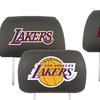 2 NBA Car Head-Rest Covers