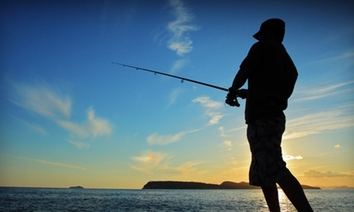 The Reward Fleet - South Pointe: $49 for a Four-Hour Fishing Excursion for Two from The Reward Fleet ($100 Value)