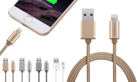 1 o 2 cables de carga y sincronización para iPhone