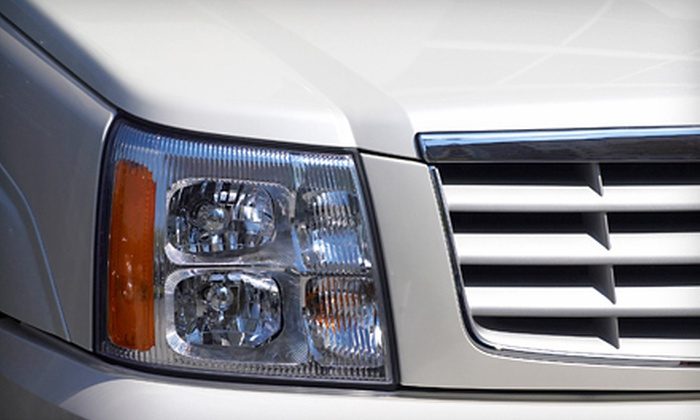 Aurora Car Care & RV Center - East Aurora: Interior or Complete Detailing for a Car or a Truck or SUV at Aurora Car Care & RV Center (Up to 51% Off)