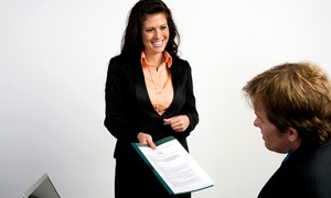 Intelligent Solutions: $99 for Cover-Letter and Resume Consulting and Three Letters at Intelligent Solutions ($250 Value)