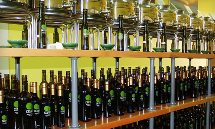 Oliana - West Hollywood: Two-Hour Gourmet Olive-Oil Tasting for Up to Four or Eight at Oliana (Up to 73% Off)