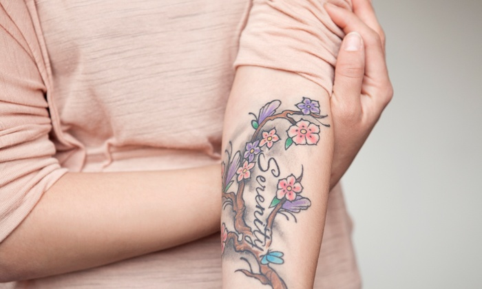 Seriously Skin - Chagrin Falls: One or Three Laser Tattoo-Removal Treatments on 1 Area of Up to 6 Square Inches at Seriously Skin (Up to 67% Off)
