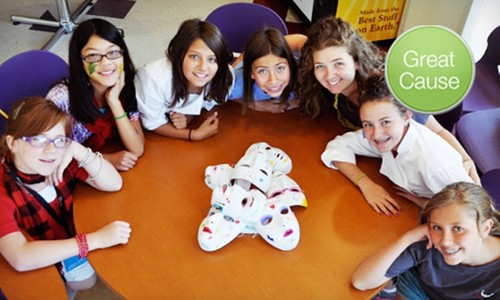 Smart-Girl, Inc.: $10 Donation for Girls' Summer Camp
