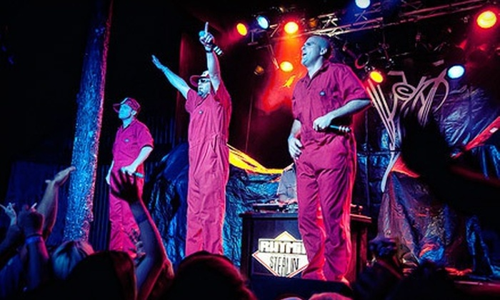 Rhymin' N Stealin' - The Original Beastie Boys Tribute Band - House of Blues Houston: Rhymin' N Stealin' – The Original Beastie Boys Tribute Band on Saturday, July 6, at 9 p.m. (Up to $17.33 Value)