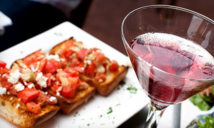 $20 for $40 Worth of Contemporary Cuisine and Drinks at Nage. Two Options Available.
