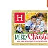 40 5x7 Square Trim flat cards from Shutterfly (50% off)