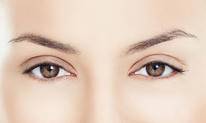 Ultimate Lash and Brow - Gaslamp: Three Eyebrow Cleanups or Three Eyebrow Reshapes or Designs at Ultimate Lash and Brow (Half Off)
