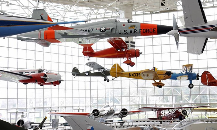 The Museum of Flight - Boeing Field: Visit to The Museum of Flight for Two or Four (Up to 50% Off)