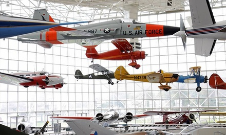 Visit to The Museum of Flight for Two or Four (Up to 50% Off)