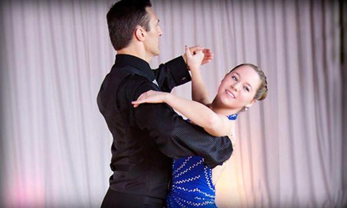 Louis & Company Ballroom Dance Studio - Dix Hills: $25 Worth of Dance Classes