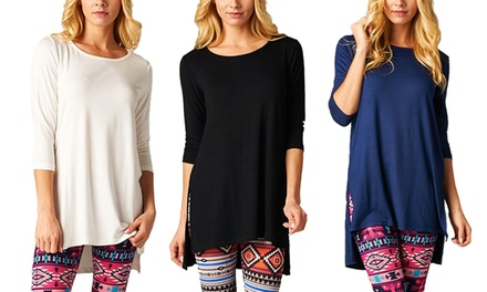 Women's Tunic Top