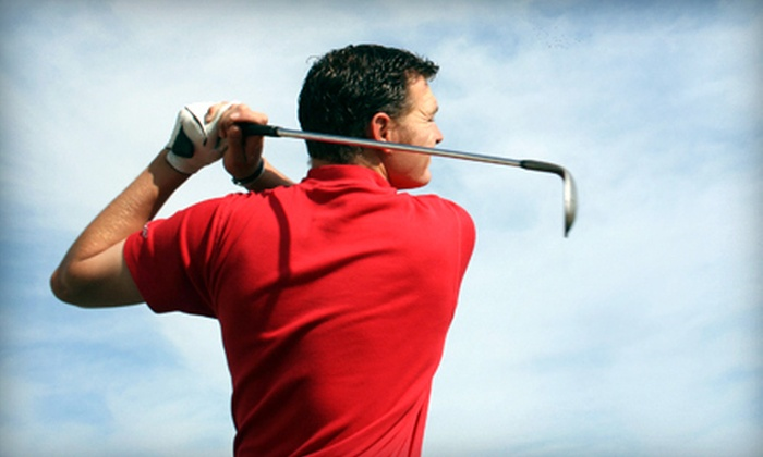 PGA Professional - Sean McGowan - Eugene-Springfield: One or Three Private, 45-Minute Golf Lessons from PGA Professional - Sean McGowan (Up to 56% Off)