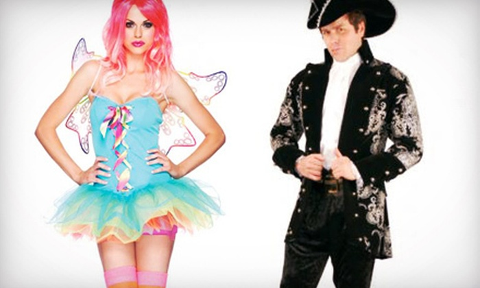 Metro Boutique - Sunnyside: $12 for $25 Worth of Costumes, Accessories, and More at Metro Boutique