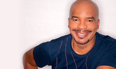 David Alan Grier at Wilbur Theatre on Friday, October 17 (Up to 50% Off)