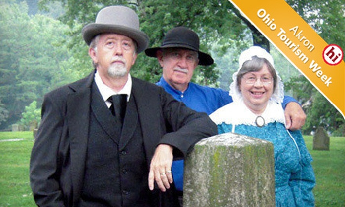 Historic Roscoe Village - Coshocton: $9 for a Living-History Tour for Two at Historic Roscoe Village in Coshocton (Up to $19.90 Value)