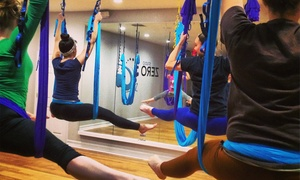 Studio Zero G: Three 60-Minute Yoga and Strength Classes (Up to 38% Off)