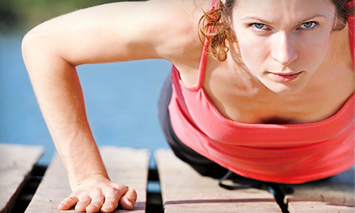 Balanced Body Bootcamp - Multiple Locations: 12 or 24 Women's Boot-Camp Sessions with a Nutritional Guide from Balanced Body Bootcamp (Up to 84% Off)