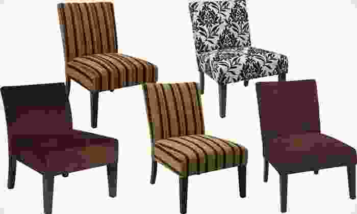 Ave 6 Casual Accent Chairs: One Ave 6 Verona Casual or Laguna Casual Accent Chair (Up to 66% Off). Multiple Colors Available. Free Shipping.