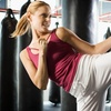 Up to 70% Off Cardio Kickboxing Classes