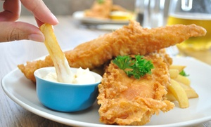 Playwright Irish Pub: $16 for $30 Worth of Irish Food and Drinks at The Playwright Irish Pub