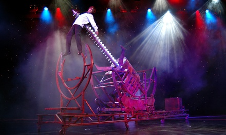 The New Illusions at Tropicana Las Vegas on Wednesday - Monday at 6 p.m. (Up to 42% Off)
