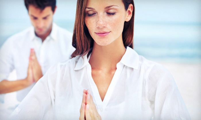 The Centre for Healing and Mindful-Living - Transitional: $99 for a Four-Hour Couples Meditation Course at The Centre for Healing and Mindful-Living ($400 Value)
