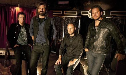 Third Day at Macon City Auditorium on Thursday, November 20 (Up to 30% Off)