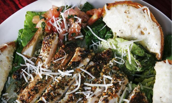 Okoboji Grill - Multiple Locations: Upscale Pub Food at Okoboji Grill (43% Off). Two Options Available.