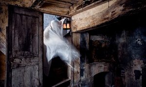 Hadji Haunted House: $19.99 for Admission for Two to the Hadji Haunted House ($40 Value)