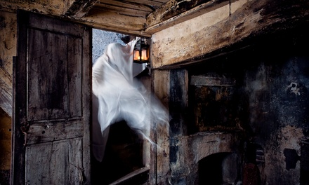 Walking Ghost Tour for Two, Four, or Six from Chattanooga Ghost Tours, Inc. (Up to 51% Off)
