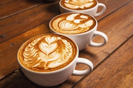 Sun Cafe: $12 for $20 Worth of Hot Drinks — Sun Cafe & Market