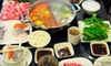 Shabu Restaurant - Quincy: Japanese Meal for Two or Four or $12 for $25 Worth of Japanese Hot-Pot Cuisine at Shabu Restaurant