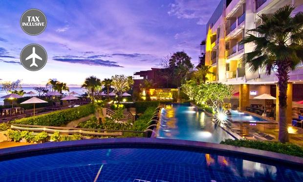 Phuket: 4* Beach Resort + Flights 0