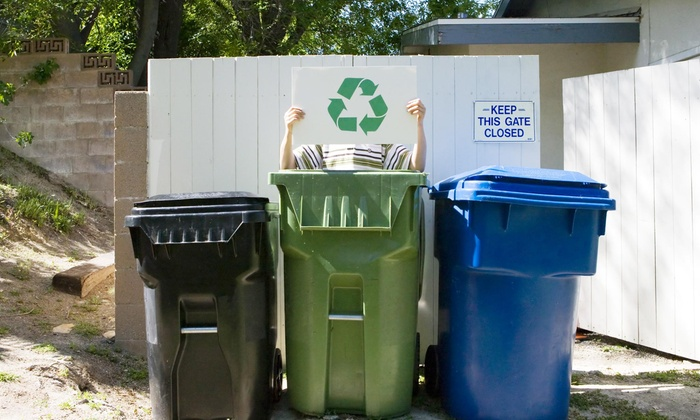 St. Louis Recycling - From $90 - Fenton, MO | Groupon on